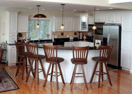 massachusetts kitchen island ideas