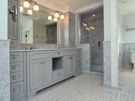 Cape cod bathroom designs