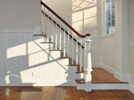 Shiplap Square Edge Wainscoting