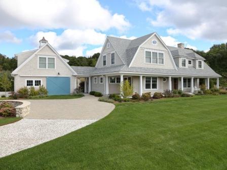Modern Farmhouse Exterior Landscaping
