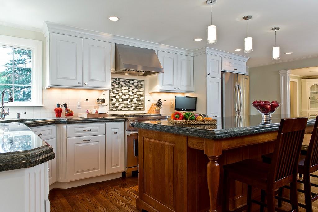 How To Mix Cabinet Colors Encore Construction Cape Cod