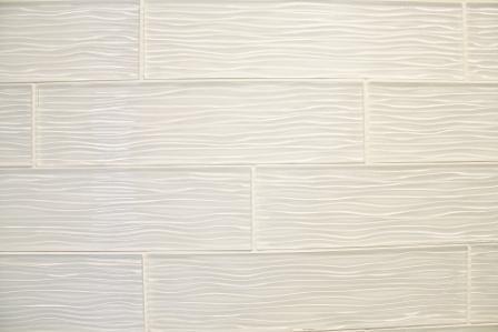 Interior design trends textured tile - Textuur tiling wit ...