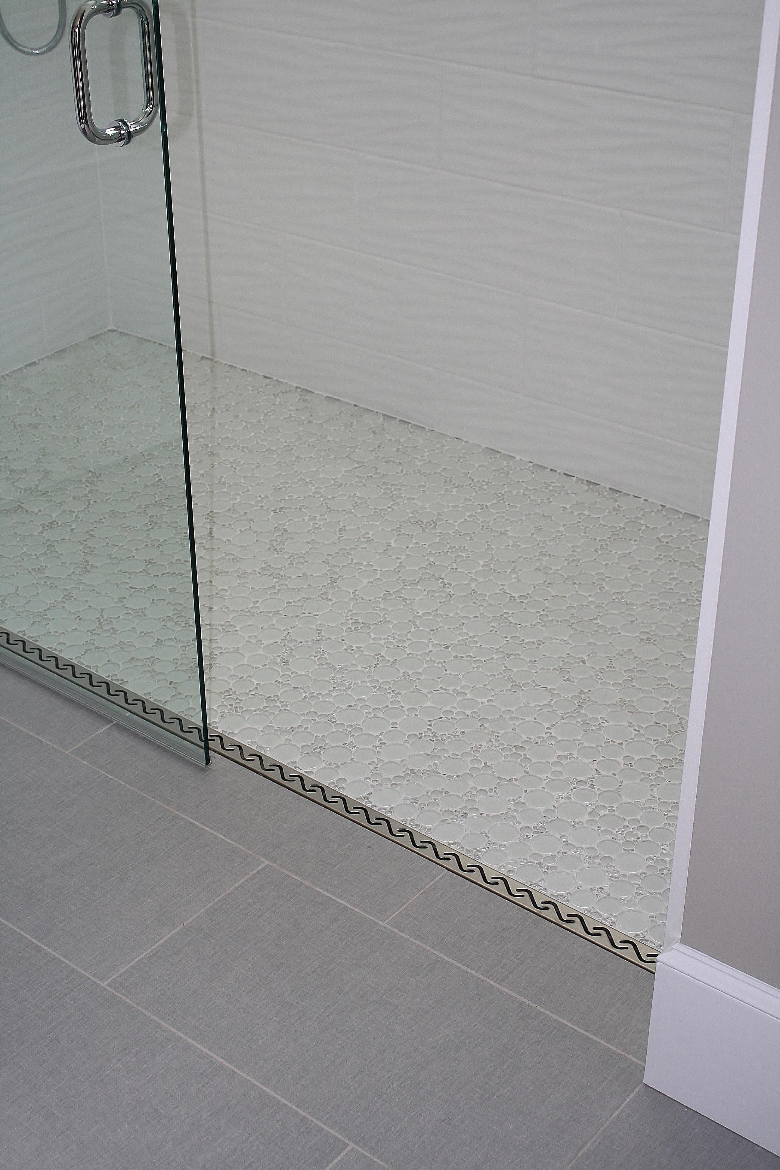 Encoreco An Emerging Bathroom Trend Zero Threshold Shower