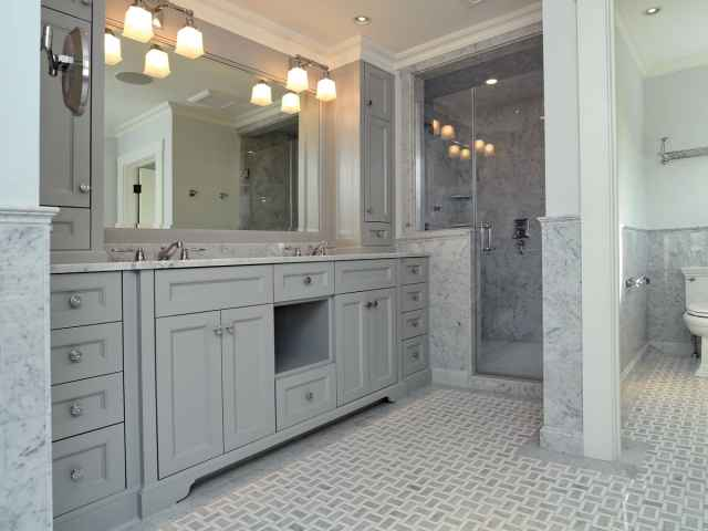 Bathroom trends going tub less for Bathroom designs 12x8
