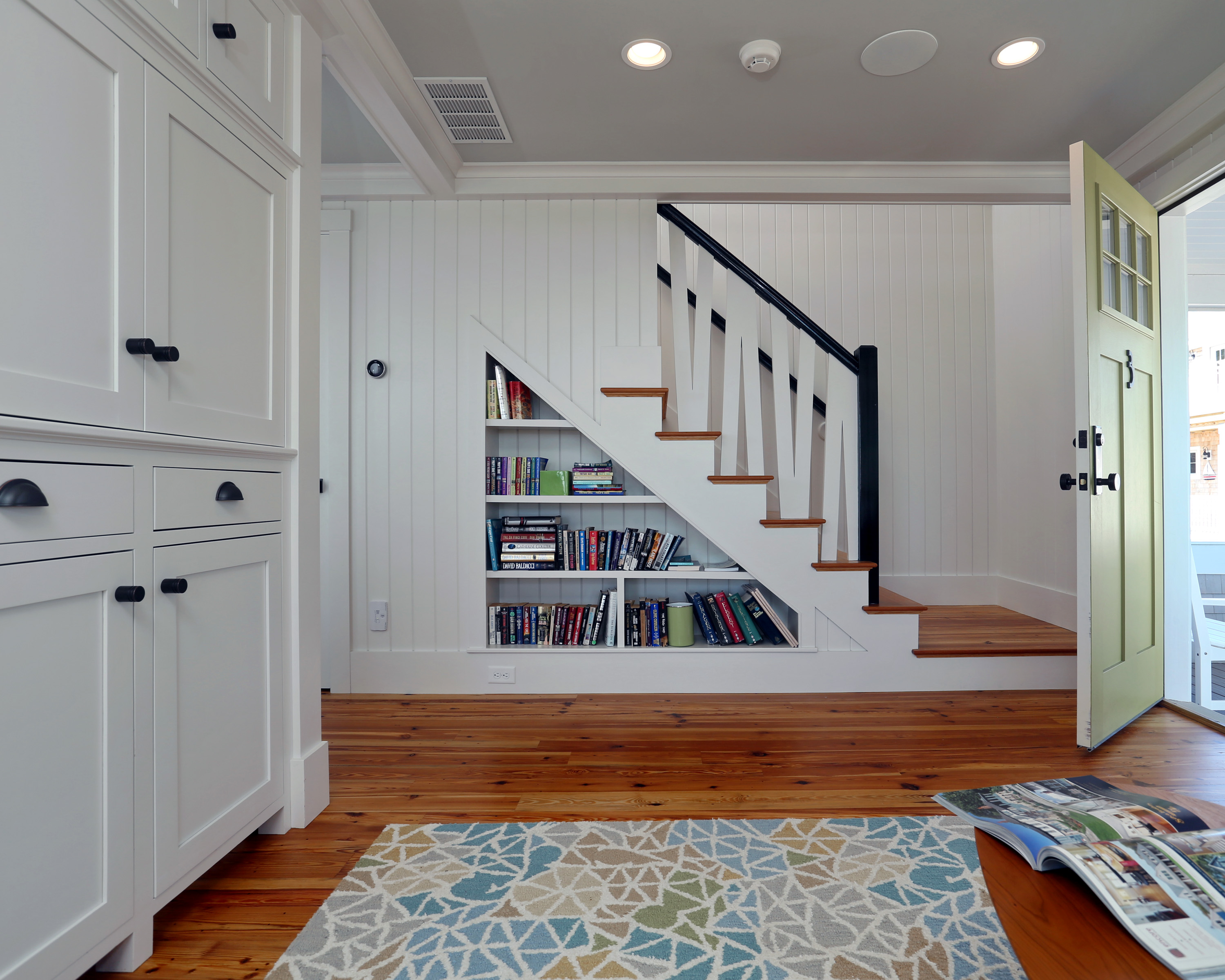 Diagonal - 49+ Best Stairs Design For Small House  Pics